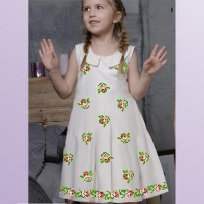 """Платье детское """"Розсипи трояндочок"""""""
