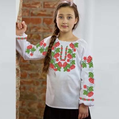 """Сорочка детская """"Калина 2"""""""