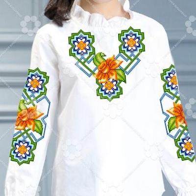 """Сорочка детская """"ДС 056"""""""