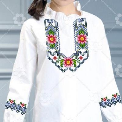 """Сорочка детская """"ДС 058"""""""