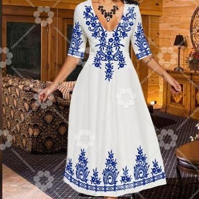 """Платье женское """"200,2 синє"""""""