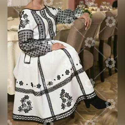 """Платье женское """"208-1-2 з  квіточками"""""""