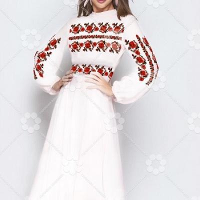 """Платье женское """"338 з поясом"""""""