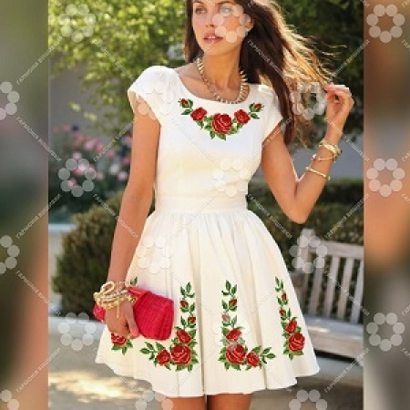 "Платье женское ""322"""